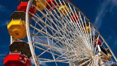 Кто и когда придумал колесо обозрения