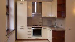 Как обустроить маленькую кухню. 10 советов
