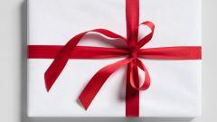 Самые банальные подарки