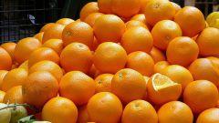 Как выбрать  сладкие апельсины