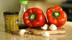 Заготовки на зиму: соус из перцев