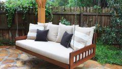 Мебель для сада: какой материал выбрать
