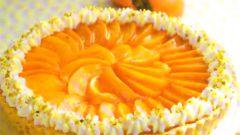 Как приготовить торт с хурмой