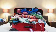 Как сложить дорожный чемодан