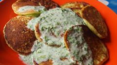 How to cook zucchini fritters and oatmeal