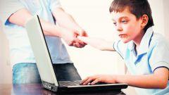 Как отучить ребенка долго сидеть за компьютером