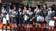 Как выбрать школьную юбку