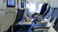 Чем места бизнес-класса отличаются от эконом-класса в самолете