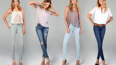 Джинсы - мода 2014