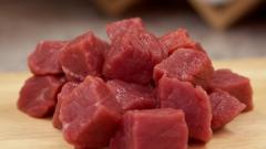 Вторые блюда из говядины