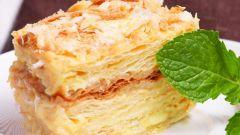 Вкусный торт из коржей своими руками