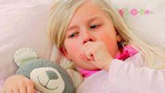У ребенка кашель без температуры