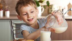 Козье молоко для детей: польза, правила употребления