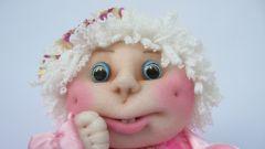 Куклы из колготок своими руками