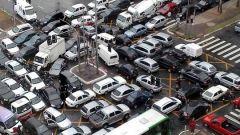 Почему на дорогах образуются пробки