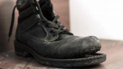 Как правильно носить обувь, чтобы она не рвалась