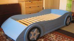 Как сделать кровать ребенку самому