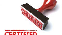 Что такое обязательная и добровольная сертификация