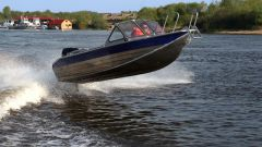 Как проводить обкатку лодочного мотора