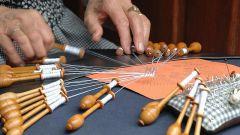 Драгоценное брюггское кружево: история и техника вязания