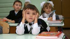 В каком возрасте лучше отдавать ребенка в школу - с 6 или 7 лет