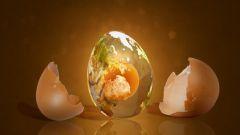 Как гадать на яйце