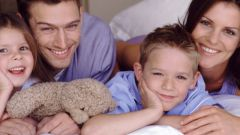 В какой семье будет счастливым ребенок