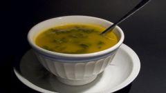 Как приготовить овощной суп с пельменями