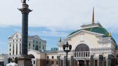 Самые известные улицы Красноярска: обзор города
