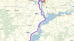 Сколько времени займет путь от Казани в Ульяновск