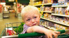 Что делать, если ребенок капризничает в магазине