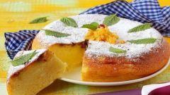 Какой пирог можно испечь с добавлением манной крупы
