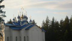 Sredneuralskaya convent - the abode of miracles