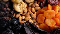 Едим сухофрукты: польза и вред
