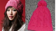Советы новичкам: с чего начать вязание шапок для женщин спицами