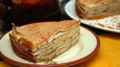 Какие торты можно сделать из блинов