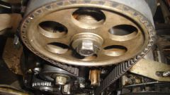 How to change the timing belt for VAZ 2110