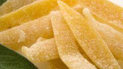 Как сделать цукаты из лимонов