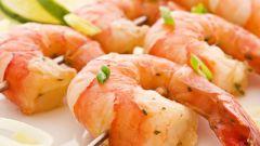 Необычные креветки в аэрогриле: интересный рецепт