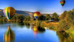 Насколько опасно кататься на воздушном шаре