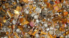 Какие радиодетали имеют в своем составе драгоценные металлы