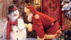 Кем приходится Снеговик Дедушке Морозу