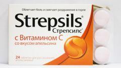 Можно ли давать леденцы от боли в горле Стрепсилс детям