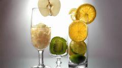 Как приготовить фруктовый сироп