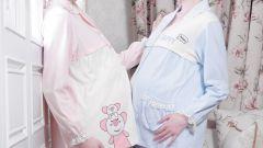 Какая нужна пижама для беременных
