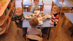 Какие требования предъявляют к ребенку в детском саду