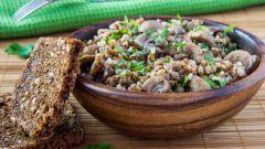 Гречка с грибами: простые рецепты вкусного блюда