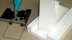 Где взять электрический резак для резки пенопласта