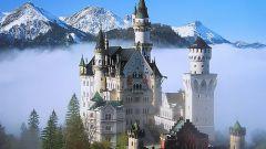 Сказочные замки Баварии