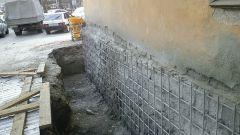Как усилить фундамент двухэтажного дома